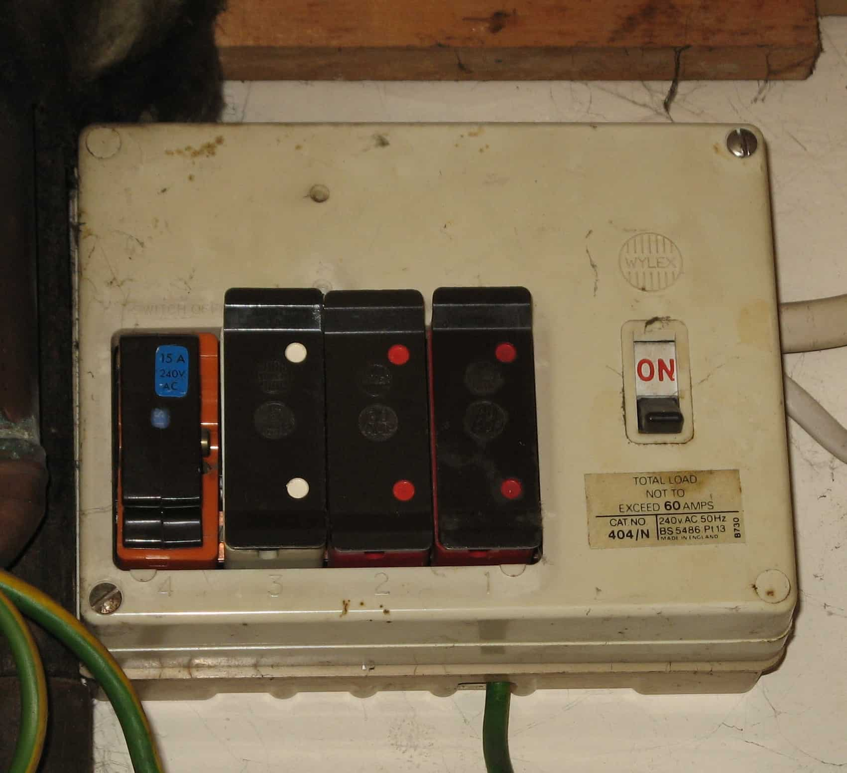 electrical fuse boards - photo #36