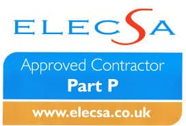 Electrician in worcester approved contractor part P