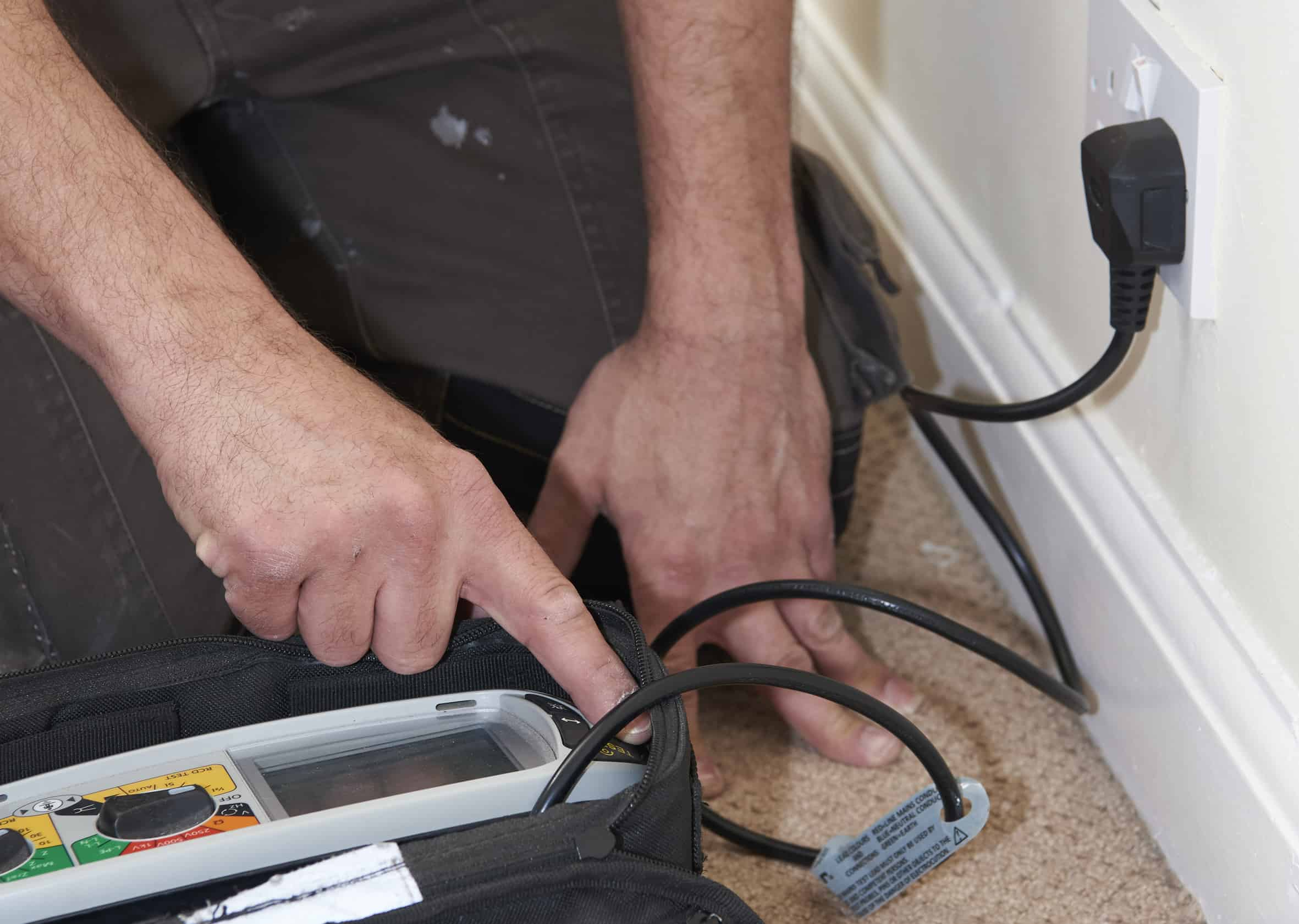 Call Us For An Electrical Condition Report Darren Spencer And Wiring Safety Objectives Of A Electrician In Worcester